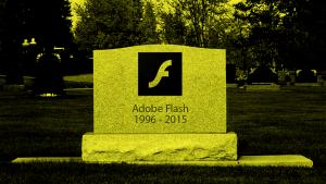 Flash não chore. Isso é só o fim.