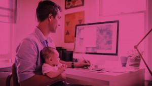 Infográfico: Como ser produtivo trabalhando em casa?